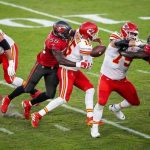 Two Tampa Bay Buccaneers Approaching 10 Sacks in 2020