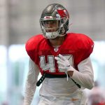 Report: Buccaneers Waive Linebacker Cichy
