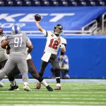 Brady Breaks Buccaneers' Team TD Record