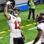 Mike Evans Breaks His Own Record, Closes in on Another