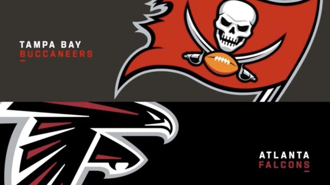 Buccaneers vs. Falcons/via atlantafalcons.com