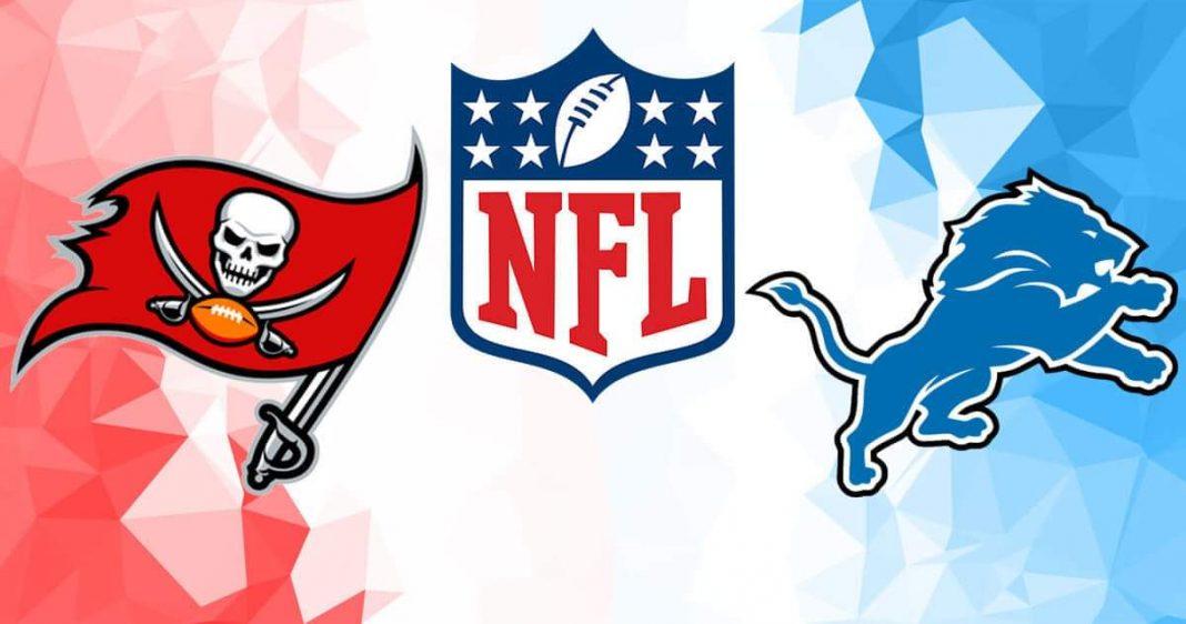 Buccaneers vs. Lions/ via gamblingsites.net