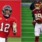 Buccaneers Will Take On NFC East Champs Washington Football Team