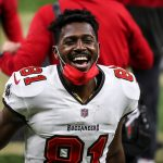 Buccaneers Express Desire to Bring Back Antonio Brown