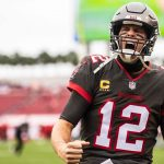 Buccaneers' Brady up for Another Award