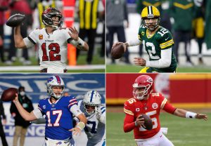 2021 NFL Conference Championship Weekend/via Jeffrey Phelps/Associated Press