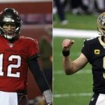 Brees and Brady Take Different Roads To Playoffs