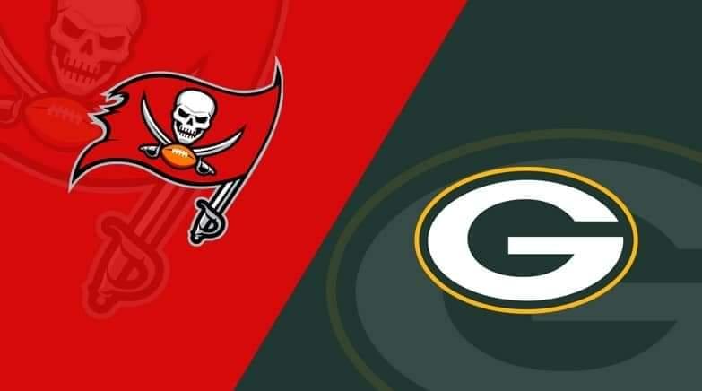 Buccaneers vs. Packers/via: lineups.com