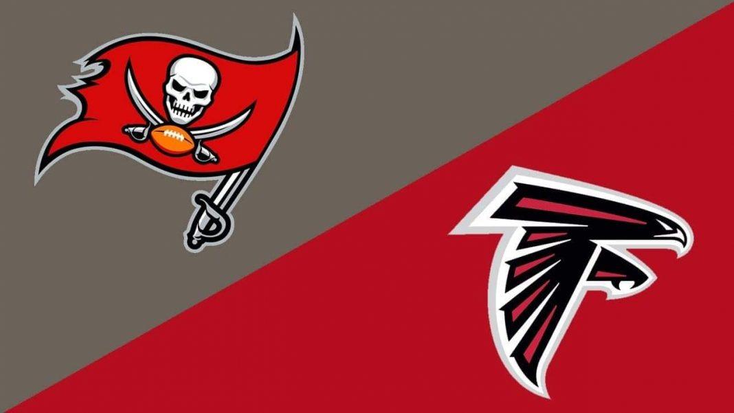 Buccaneers vs. Falcons/via lineups.com