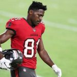Buccaneers' Antonio Brown Injury Update