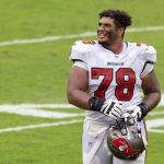 Buccaneers' Tristan Wirfs' Incredible Stat
