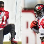 Update on Buccaneers Antonio Brown's and Cameron Brate's Injury