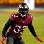 Super Bowl LV: Jordan Whitehead Injury Update