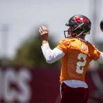 Bucs Training Camp Battle: Backing Up Tom Brady