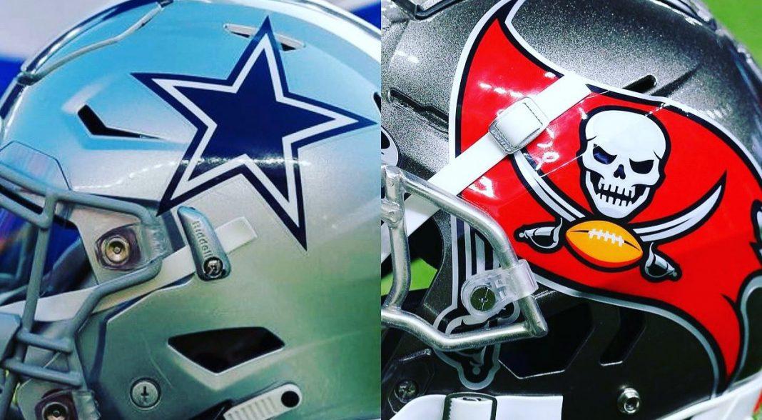 Tampa Bay Buccaneers vs. Dallas Cowboys/via Cowboys' Nation