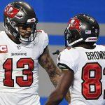 Pro Football Focus Creates a Stir Over Bucs' Best WR Duo