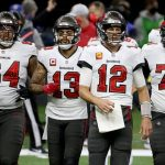Bucs Sit Atop NFL's Latest Power Rankings