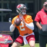 Bucs Sign Kyle Trask To Rookie Contract