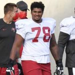 Buccaneers Offensive Tackles Are Flipping Out