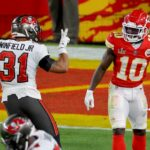 Tyreek Hill: Bucs 'Embarrassed' Chiefs In Super Bowl LV