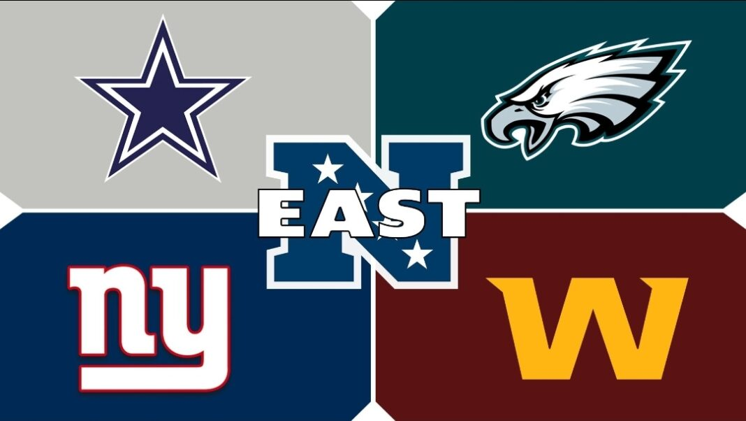 The NFC East/via Couch Guys Podcast