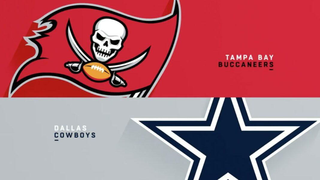 Buccaneers vs. Cowboys/ via NFL.com