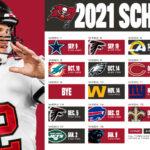 Tampa Bay Buccaneers 2021 Season Prediction