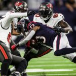 Buccaneers Hold on and Defeat the  Texans, 23-16
