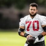 Rookie OL Hainsey to Make His Debut Saturday for the Buccaneers