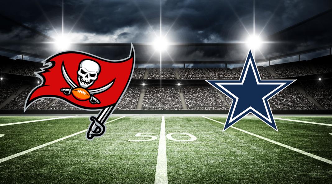 Buccaneers vs. Cowboys/ via WFLA.com