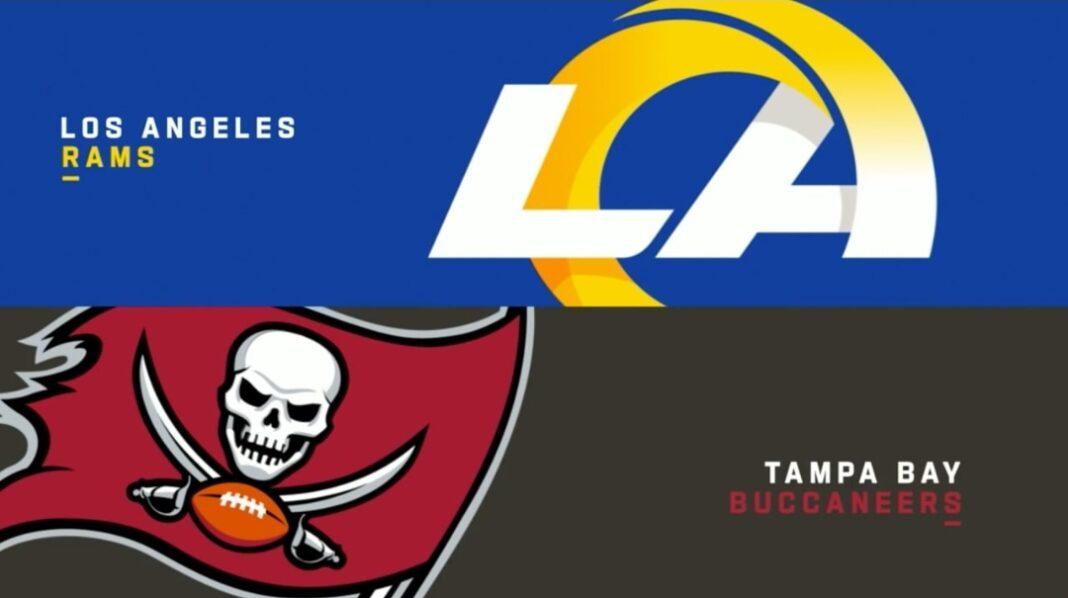 Tampa Bay Buccaneers vs. Los Angeles Rams/via therams.com