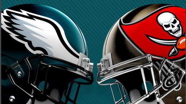 Buccaneers vs. Eagles/via medium.com