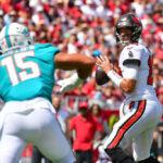 Watch: Brady to Brown for Six
