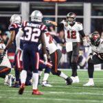 Buccaneers Squeak Out Win Over Patriots