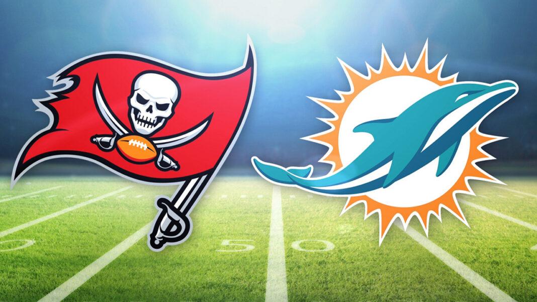 Miami Dolphins vs. Tampa Bay Buccaneers/via WFLA